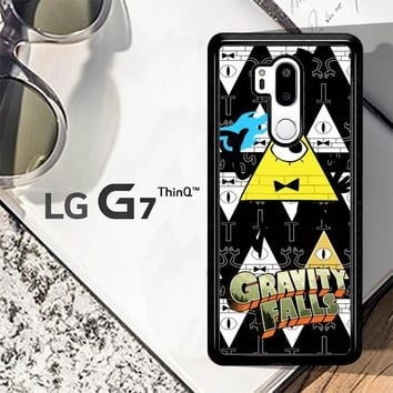 Gravity Falls Bill Cipher W3347 LG G7 ThinQ Case