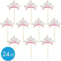 Disney Princess Cupcake Picks 24ct