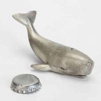 Moby Bottle Opener- Silver One