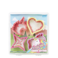 Unicorn Cookie Cutter - Multi