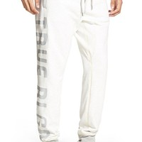 Men's True Religion Brand Jeans Drop Crotch Jogger Sweatpants,