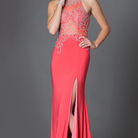 Dresses, Formal, Prom Dresses, Evening Wear: DQ-9254