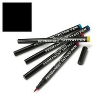Stargazer Semi Permanent Tattoo Pen - Black #1 by Jubujub