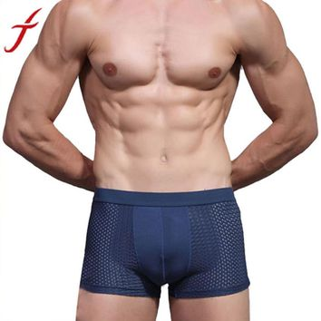 Men's Sexy Breathable  Boxer/Underwear/Briefs.