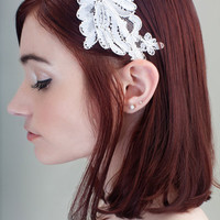 Lace Headband | Luulla