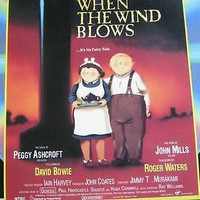 When the Wind Blows (David Bowie; Roger Waters) LASERDISC/RARE/NTSC/EUC