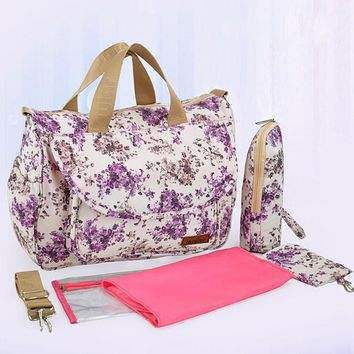 New multifunctional diaper bags mother bag high quality