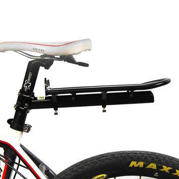 Cycling Mountain Cargo Bicycle Carrier Rear Luggage Rack Shelf Bracket Aluminum Alloy