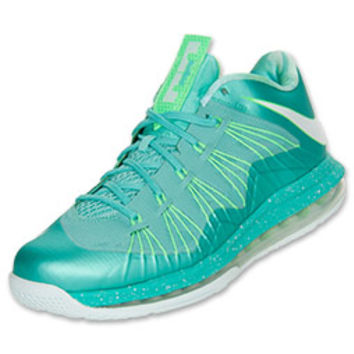 Men's Nike Air Max LeBron X Low Basketball Shoes