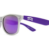 TCU Horned Frogs Sunglasses - NCAA College Sunglasses by Society43