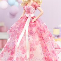 Birthday Wishes Barbie Doll - Special Occasion Dolls | Barbie Collector
