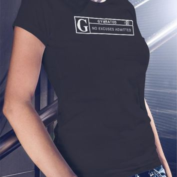 Official GYMRATED™ Brand Women's Tees