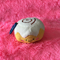 Micro Cinnamon Bun: An Adorable Fuzzy Plush to Snurfle and Squeeze!
