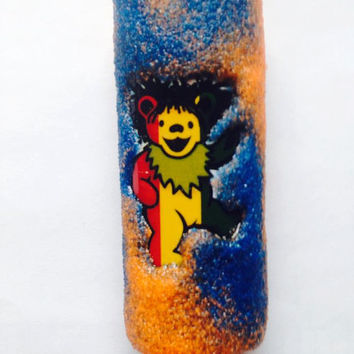 Grateful Dead Lighter Case