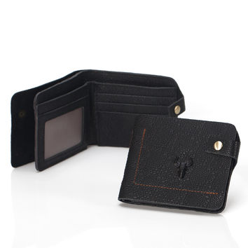 Design Men Storage Leather Big Capacity Wallet [9026290563]