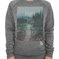 To Write Love on Her Arms Official Online Store - Better Days Sweatshirt
