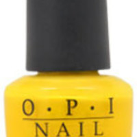 Women OPI Nail Lacquer - # NL B46 Need Sunglasses Nail Polish 0.5 oz