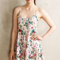 Lila Tiered Chemise by Eloise Botanical Motif