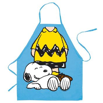 Peanuts Charlie Brown Be The Character Kids Apron
