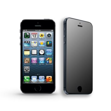 iPhone 5/5c/5s PrivacyShield Premium Glass Privacy Screen Protection