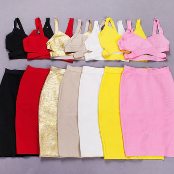 Summer Style Strap Bodycon Dress Many Color Available