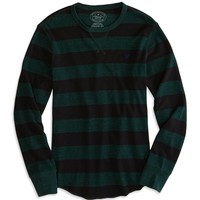 AE WOODSMAN STRIPED THERMAL