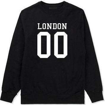 Kings Of NY London Team Crewneck Sweatshirt Paris Europe