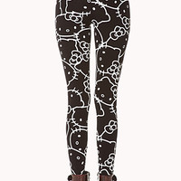 Hello Kitty® Leggings | FOREVER 21 - 2000050264