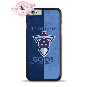 Tennessee Titans Football Phone Cover Case For Apple iPhone X 8 7 6 6s Plus 5 5s SE 5c 4 4s For iPod Touch