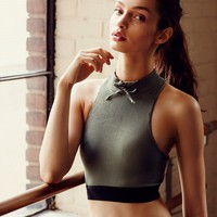 Free People Slick Rib Bra