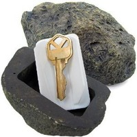 Amazon.com: Rock Hide a Key: Home & Kitchen