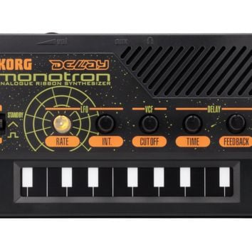 Korg Monotron Delay Analogue Ribbon Synthesizer