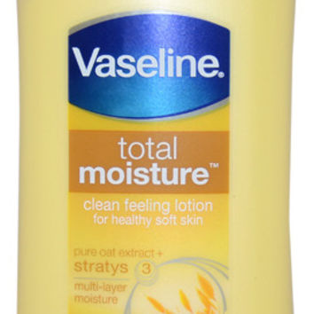 Unisex Vaseline Total Moisture Conditioning Body Lotion