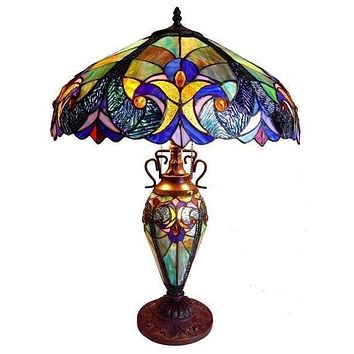 Richly Victorian Table Lamp by Chloe Lighting