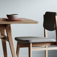 Tuki dining chair - Tide Design - Handmade Furniture