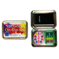 vanGogh On-the-Go Travel Art Kit - party favor, Valentine's gift. Free shipping!