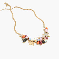 J.Crew Womens Star Cluster Necklace