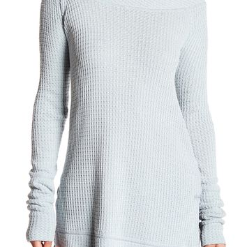 Free People | Kate Thermal Shirt | Nordstrom Rack