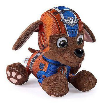 "Paw Patrol Air Rescue Pup Pals Zuma 8"" Plush"