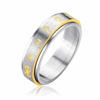 Shiny Jewelry Gift New Arrival Stylish Men Strong Character Ring [10783260035]