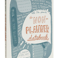 The Non-Planner Datebook | Mod Retro Vintage Stationery | ModCloth.com