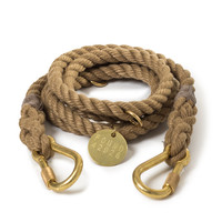 Found My Animal - Natural Rope Leash