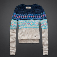 Dixon Lake Sweater