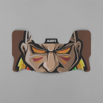Warrior Chief Visor Decal