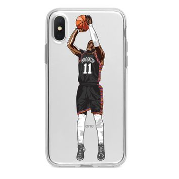 KYRIE IRVING BROOKLYN NETS CUSTOM IPHONE CASE