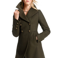 Double-breasted Military Coat - DKNY - Victoria's Secret