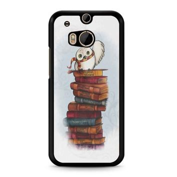 Hedwig Owl Harry Potter HTC M8 Case