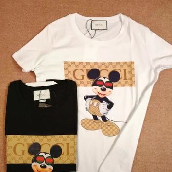 Gucci Mickey Mouse T-shirt