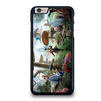 ALICE IN WONDERLAND Disney iPhone 6 / 6S Plus Case Cover