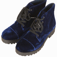 MAXWELL Heavy Sole Ankle Boots - Topshop USA
